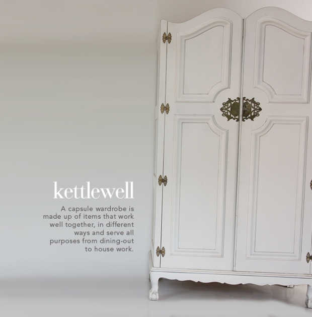 Kettlewell Colours Capsule Wardrobe