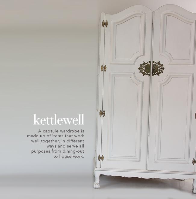 Kettlewell Colours Capsule Wardrobe