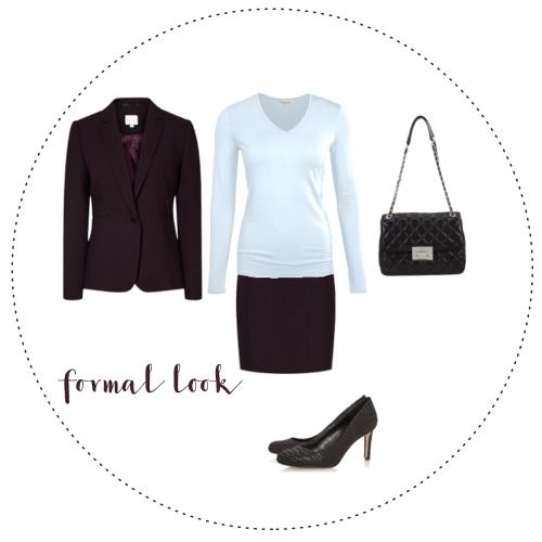 formal_-look