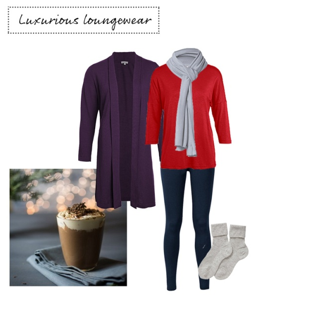 Luxurious Loungewear